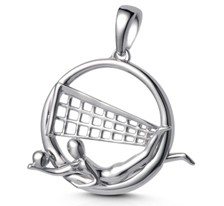 Dive to Dig Pendant