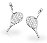 VQ Tennis Volley Earrings